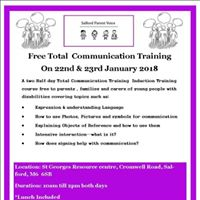 FreeTotal Communication Training for Parents &amp Carers