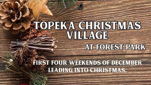 Topeka Christmas Village