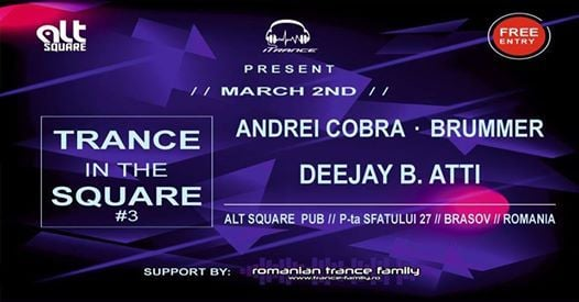 Trance In The Square 3