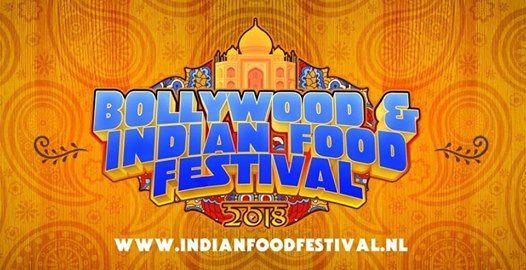 Bollywood & Indian Food Festival 18