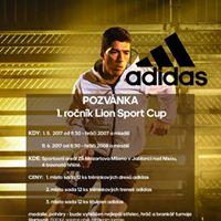 LION SPORT CUP