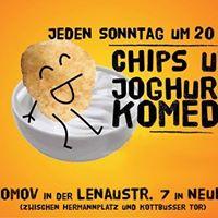 Chips und Joghurt Komedy 15.10.17