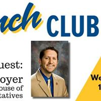 The Lunch Club Honorable Paul Boyer