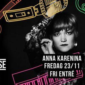 POP HOUSE Live  Anna Karenina