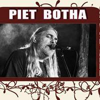 PIET BOTHA at Tutuwedzo Acoustic Sundays