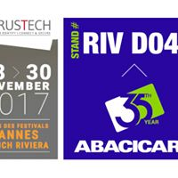 Abacicard will welcome you at the Trustech Cannes Exhibition