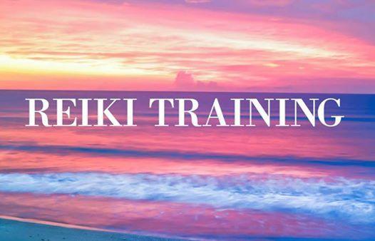 Reiki II Training in Salt Cave