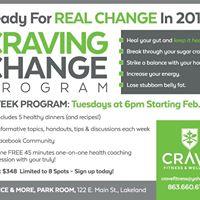 Craving Change Program