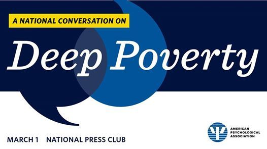 A National Conversation on Deep Poverty (FREE)