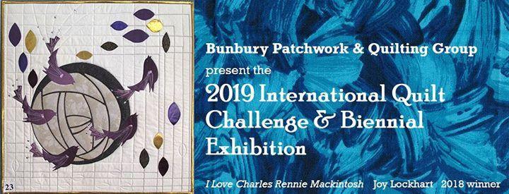 2019 International Quilt Challenge & Biennial Exhibition