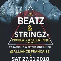 Beatz &amp Stringz