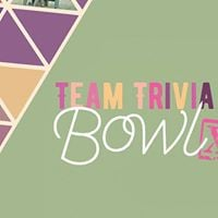 Team Trivia Bowl