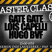 Master Class - Gate Gate (3h Mix)  Lois Capelli  Hugo Bvf