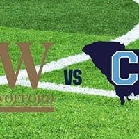 Citadel Soccer vs. Wofford
