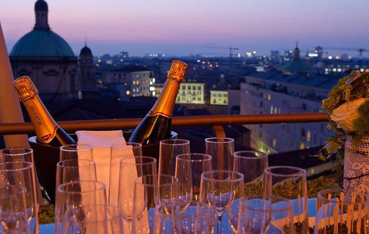 Terrazza HOTEL Dei Cavalieri / Official Opening Design Week at Hotel ...