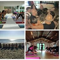 Hot Yoga Therapy the Training 2017