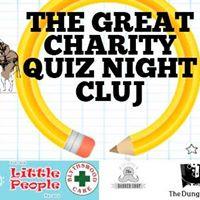 Great Charity Quiz Night Cluj 24 May 2017