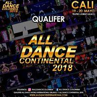 Golden en All Dance 2018