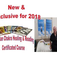 Intuitive Atlantian Chakra Healing Reading Coursewith Colin John