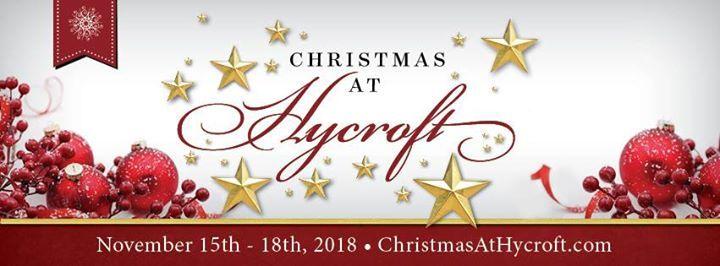 Christmas at Hycroft 2018