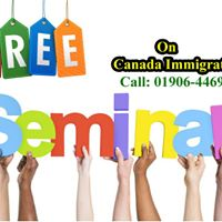 Free Seminar on Canada Immigration