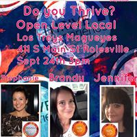 Do You Thrive Open Le-vel Local