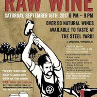 Raw Wine 2017