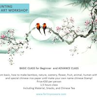 Beginners &amp Advanced Chinese Painting