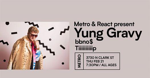 Yung Gravy at Metro