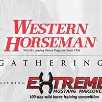 2017 Western Horseman Gathering