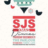SJS X Parlour Xmas Party