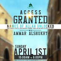 Access Granted Names of Allah Unlocked Taught by Ammar AlShukry