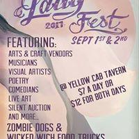 Ladyfest Dayton 2017