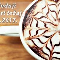 Latte art teaj - 30. travnja 2017.
