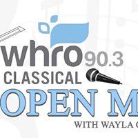 WHRO Classical Open Mic Peninsula
