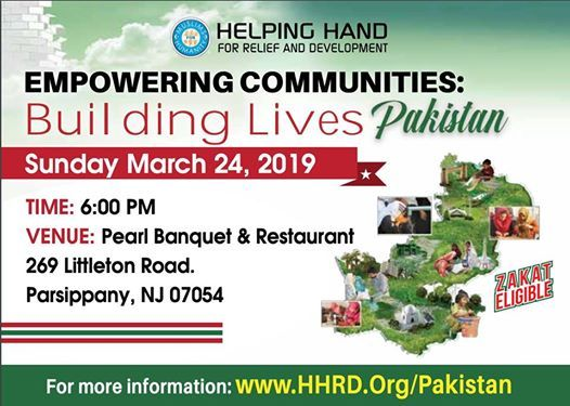 NJ: Building Lives, Comedy Tour for Pakistan at Pearl