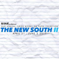 KAI LIN ART call for artist submissions The New South II