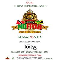 MOFIYAH Reggae VS Soca