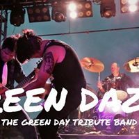 Green Dazed (Green Day tribute band) LIVE at Sundown at Granada