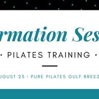 Instructor Training Info Session
