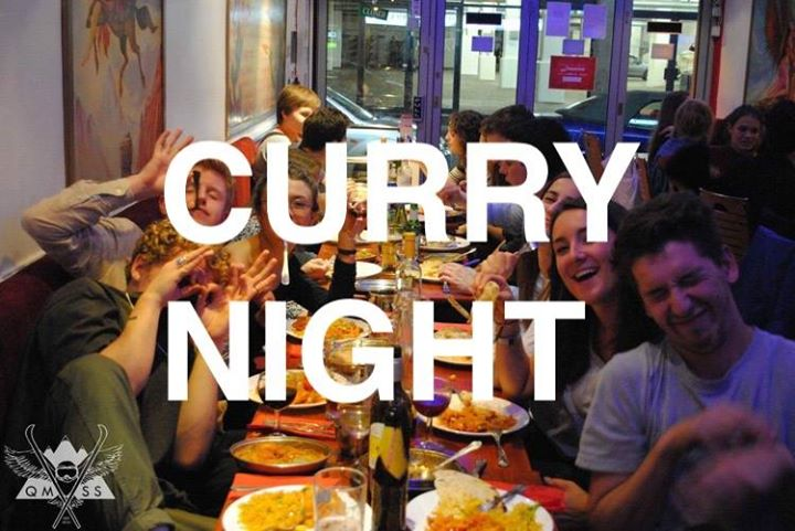 QMSS CURRY NIGHT