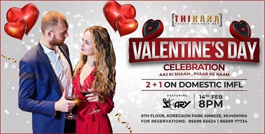 Valentines Day Celebration Ft. DJ Scary