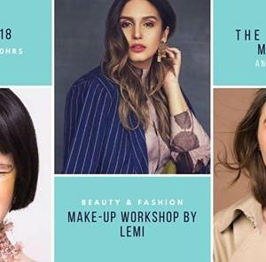 Makeup Workshop by Lemi