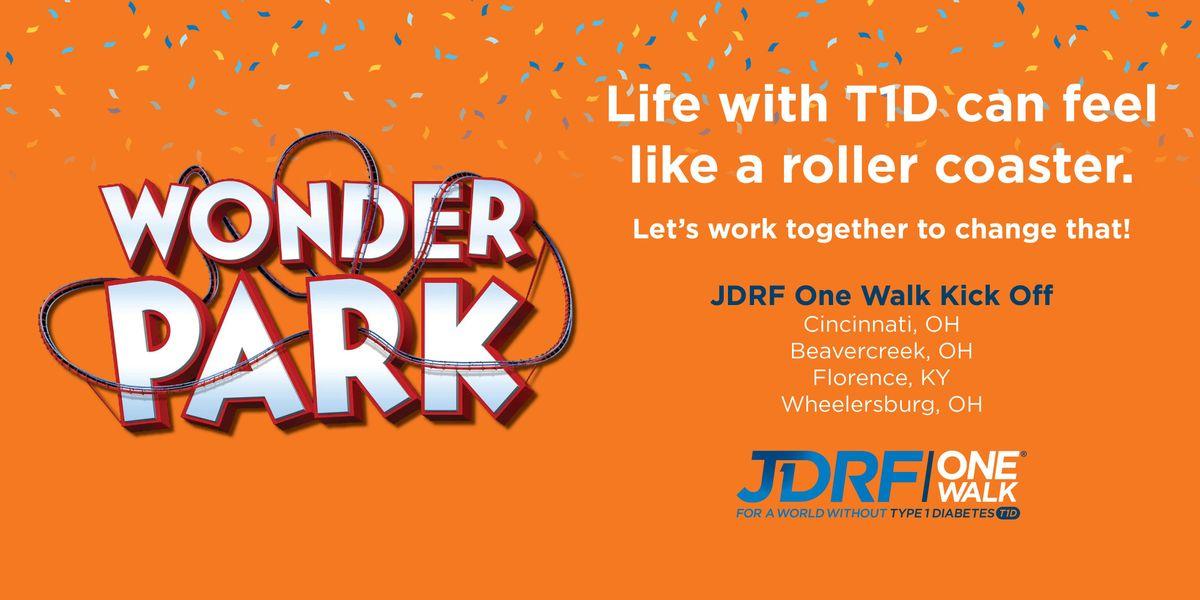 JDRF One Walk Kings Island Kick Off - Cincinnati