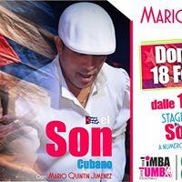 Appuntamento con el Son con il M. Mario Quintin Jimenez