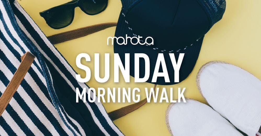 Mahota Sunday Morning Walk (HeritageRiversideArchitecture)