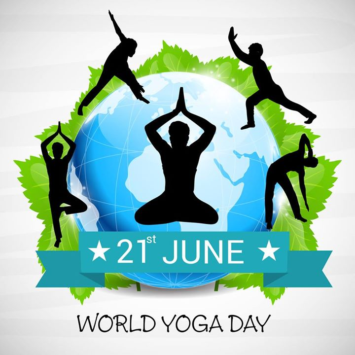 International Yoga Day - GWFF Popup
