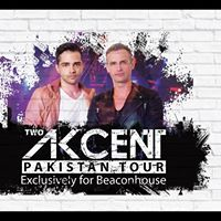 Two Akcent Pakistan Tour for Beaconhouse - Islamabad