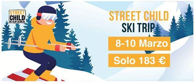 Ski trip to Andorra 2019 with Street Child