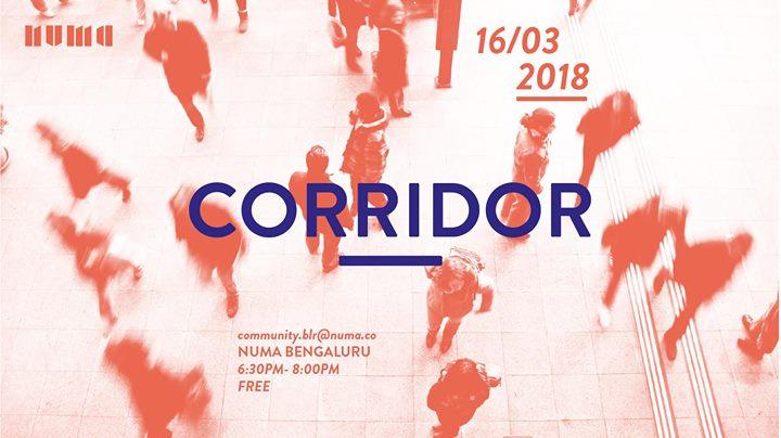 NUMA Corridor- Poets & Storytellers